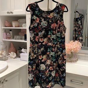 Dex floral dress